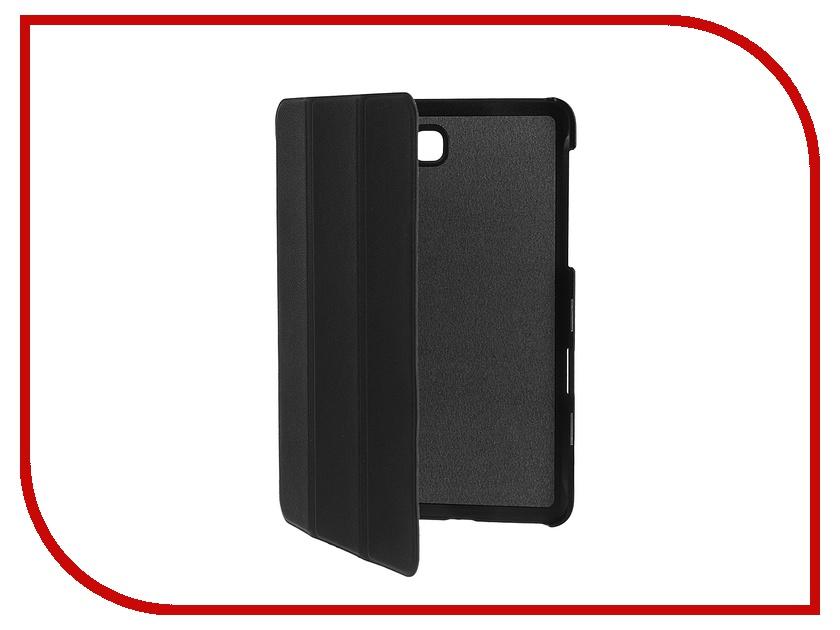Аксессуар Чехол Samsung Galaxy S2 8.0 SkinBox Slim Clips Case Black P-S-SS2