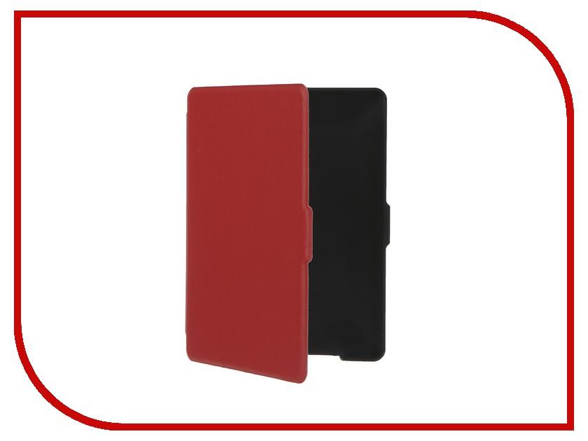Аксессуар Чехол for PocketBook Reader 1 SkinBox Slim Case Red PB-016<br>