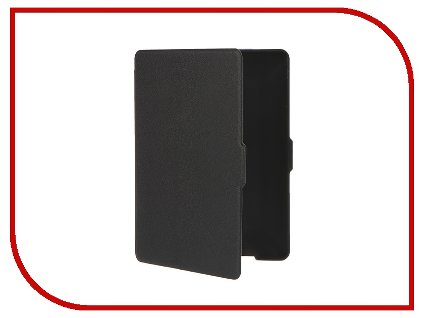 Аксессуар Чехол for PocketBook Reader 1 SkinBox Slim Case Black PB-016<br>