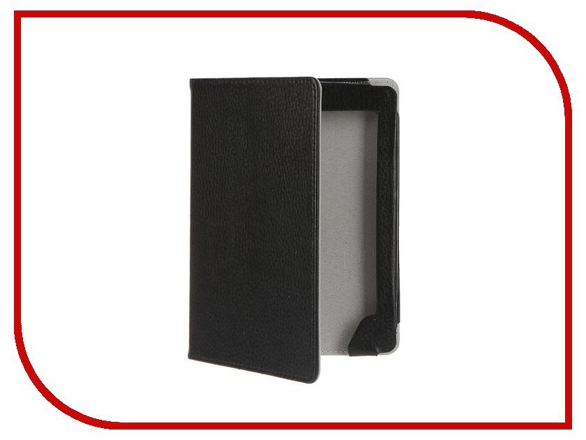 Аксессуар Чехол for PocketBook Reader 1 SkinBox Standard Black PB-015<br>