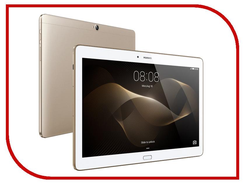 Планшет Huawei MediaPad M2 10.0 LTE 64Gb M2-A01L Gold (HiSilicon Kirin 930 2.0 GHz/3072Mb/64Gb/LTE/3G/Wi-Fi/Bluetooth/Cam/10.1/1920x1200/Android)