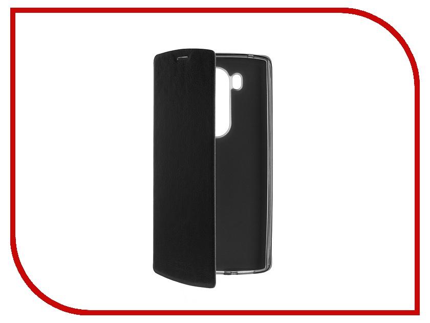 Аксессуар Чехол LG V10 SkinBox Lux Black T-S-LV10-003<br>