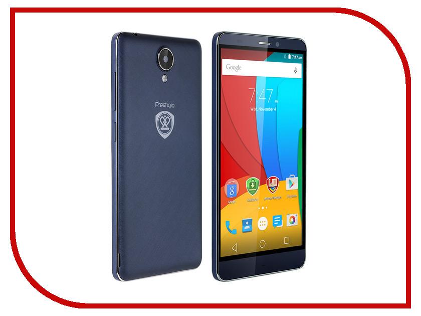 Сотовый телефон Prestigio PSP5551 Grace S5 LTE Blue<br>