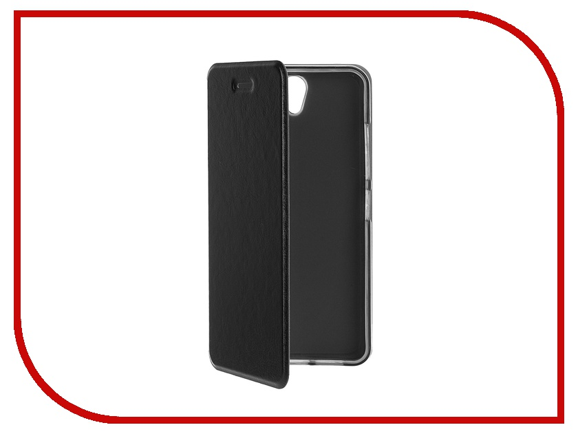 Аксессуар Чехол Lenovo Vibe S1 SkinBox Lux Black T-S-LS1-003<br>