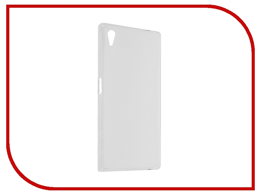 Аксессуар Чехол Sony Xperia Z5 SkinBox Sheild Silicone Transparent T-S-SXZ5-005