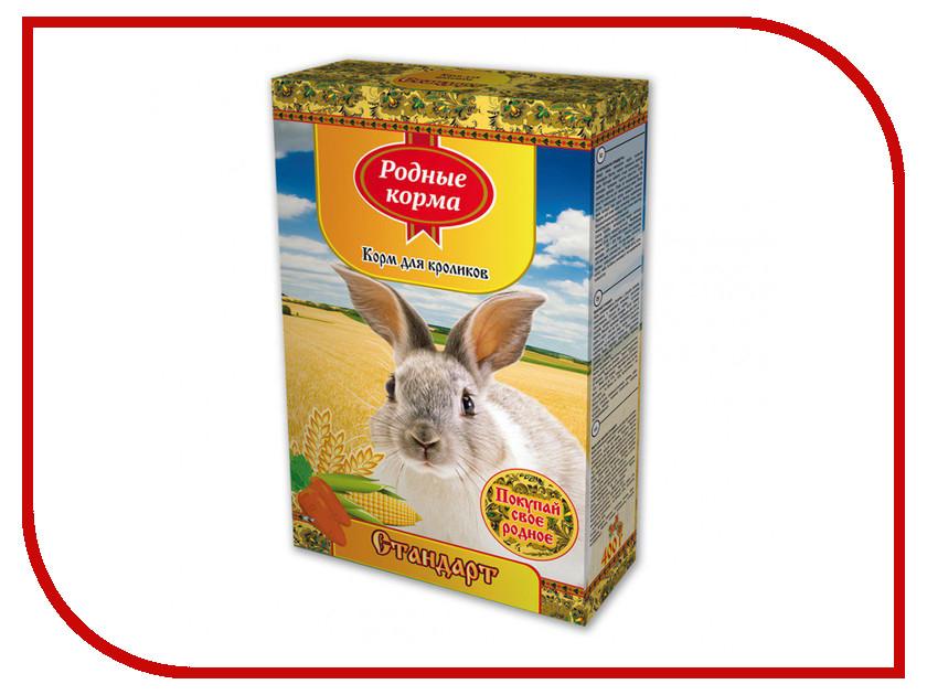 Корм Родные Корма Стандарт 400г для кроликов 60970<br>
