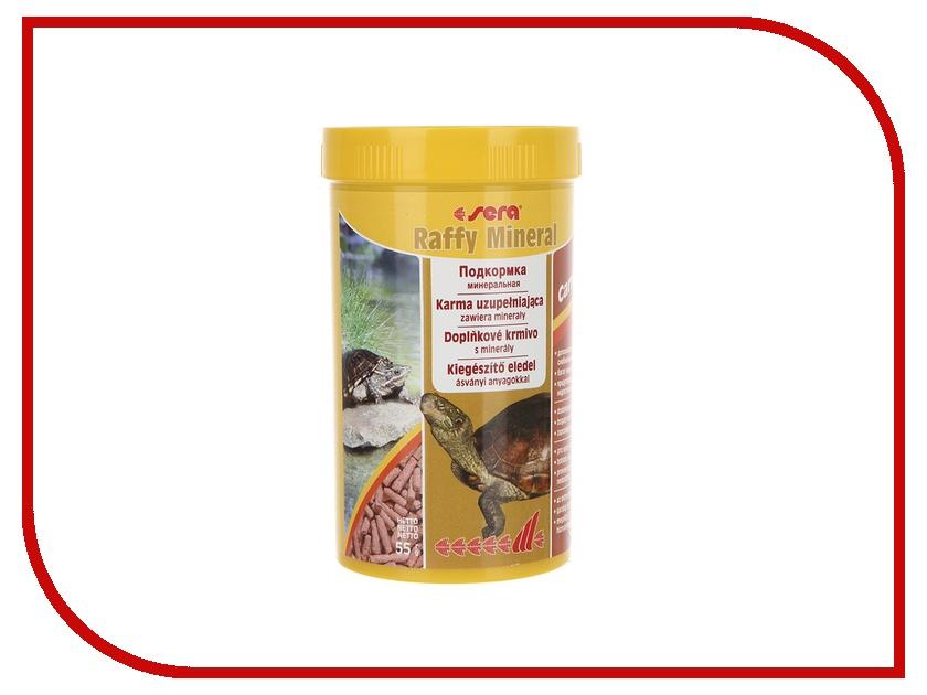 Sera Raffy Mineral для черепах 09662
