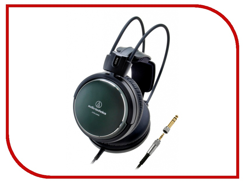 Audio-Technica ATH-A990Z audio technica ath ls50is 15119537 внутриканальные наушники red