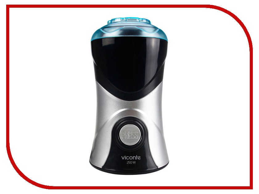 Кофемолка Viconte VC-3104 Black
