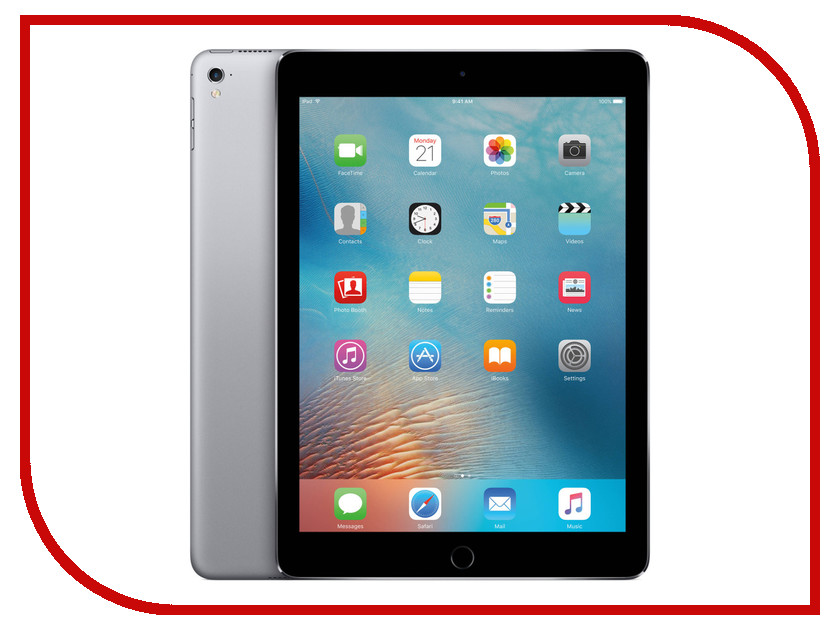 Планшет APPLE iPad Pro 9.7 128Gb Wi-Fi Space Gray MLMV2RU/A<br>