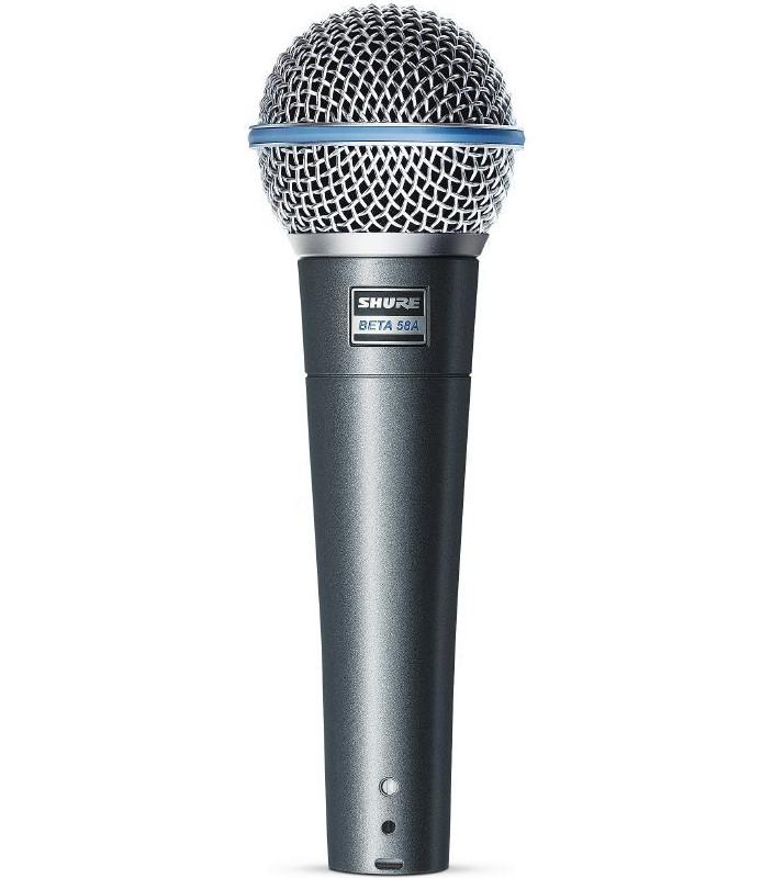 Микрофон Shure Beta 58A usb микрофон shure pg42usb