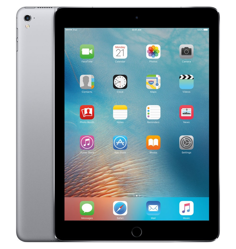 Планшет APPLE iPad Pro 9.7 256Gb Wi-Fi + Cellular Space Gray MLQ62RU/A<br>
