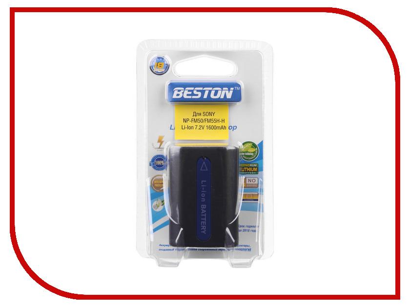 Аккумулятор BESTON BST-NP-FM50/FM55H-H