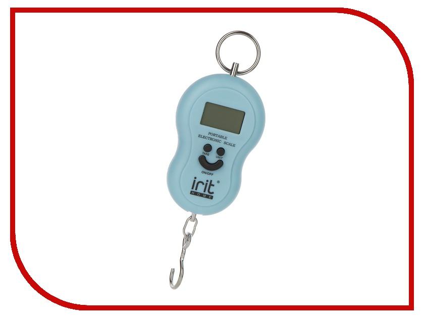 Весы IRIT IR-7450 Blue irit ir 7131 кухонные весы
