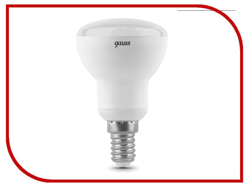Лампочка Gauss LED R50 6W E14 4100K LD106001206<br>