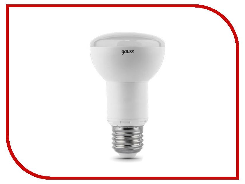 Лампочка Gauss R63 9W E27 2700K 106002109<br>
