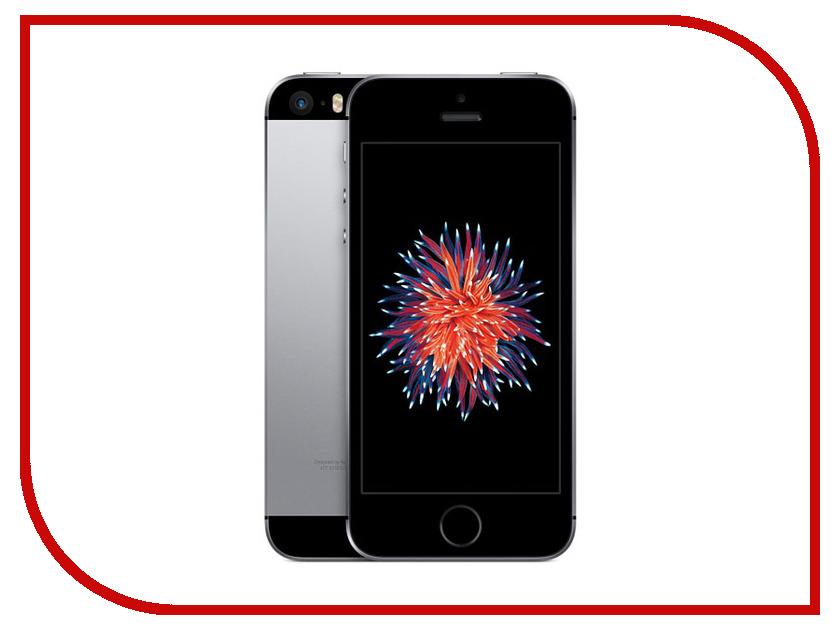 Сотовый телефон APPLE iPhone SE - 16Gb Space Grey MLLN2RU/A<br>
