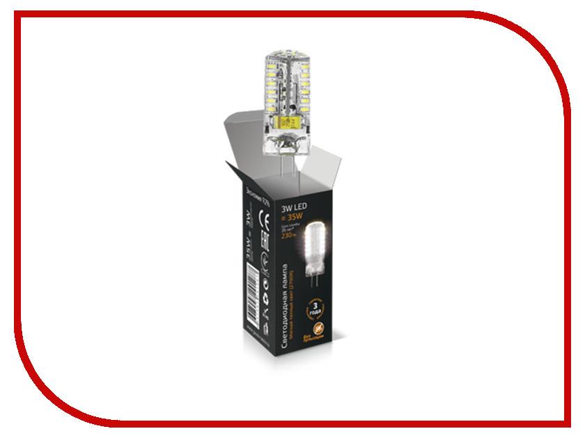 Лампочка Gauss LED G4 3W AC85-265V 2700K SS107707103<br>