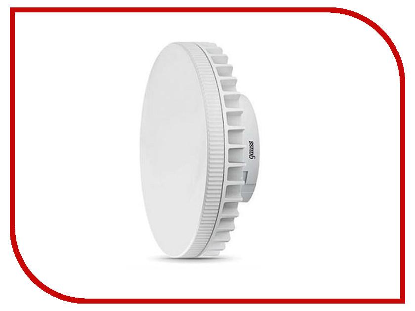Лампочка Gauss LED GX70 12W AC150-265V 4100K 131016212<br>
