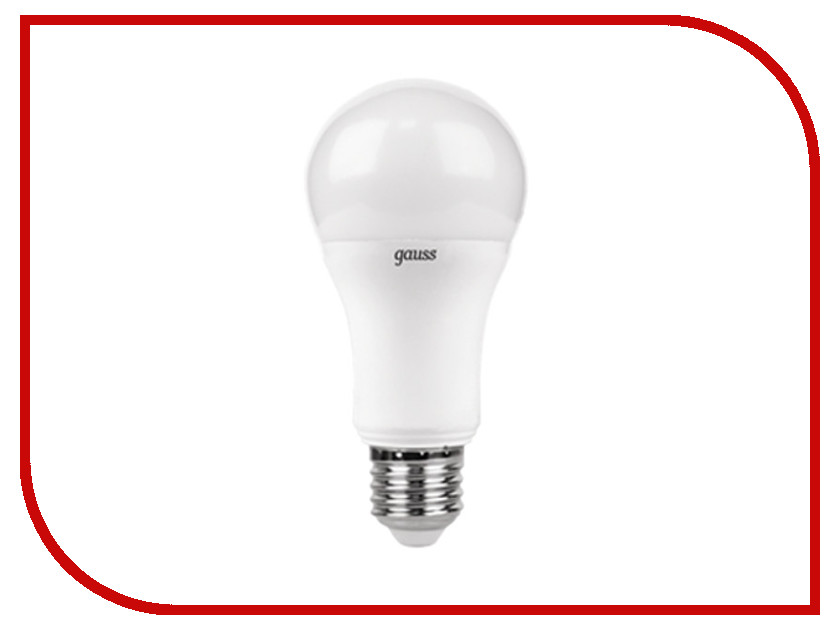 Лампочка Gauss LED 12W 2700K LD102502112