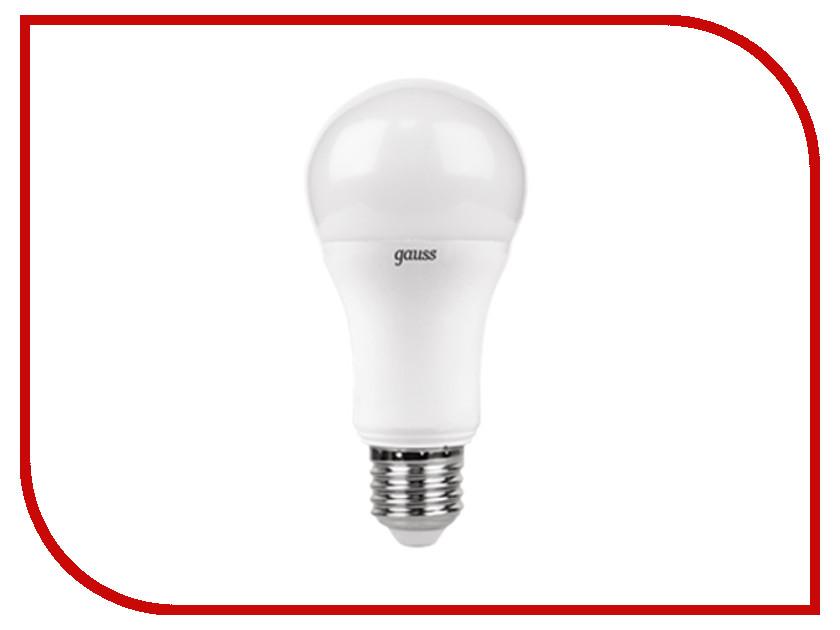 Лампочка Gauss LED 12W 4100K LD102502212<br>