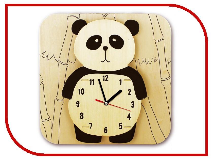 конструкторы robotime часы конструктор деревянные панда раскраска Набор Robotime Панда AC201P