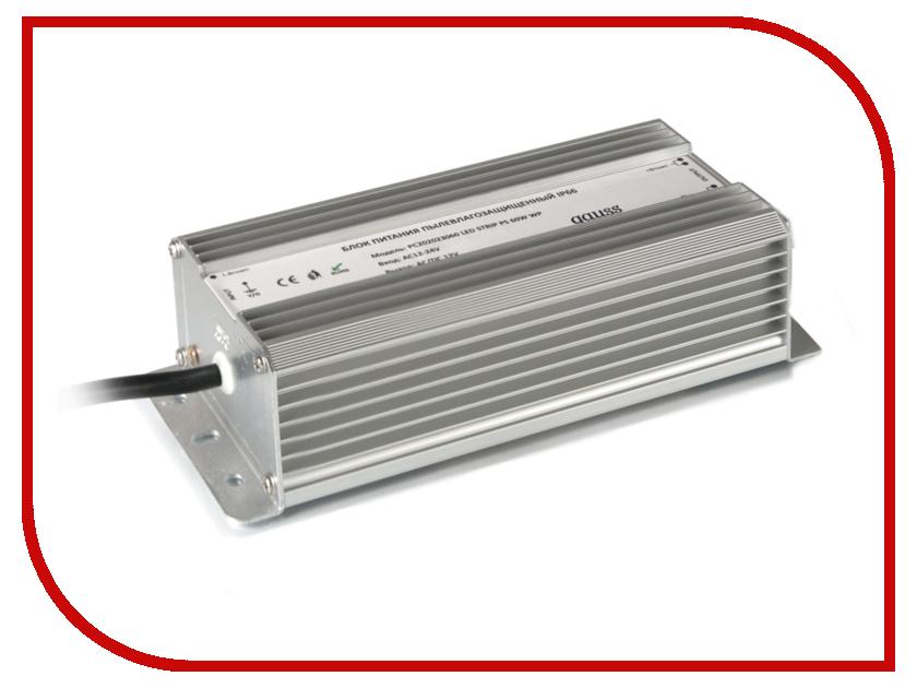 ���� ������� Gauss 60W 12V IP67 PC202023060