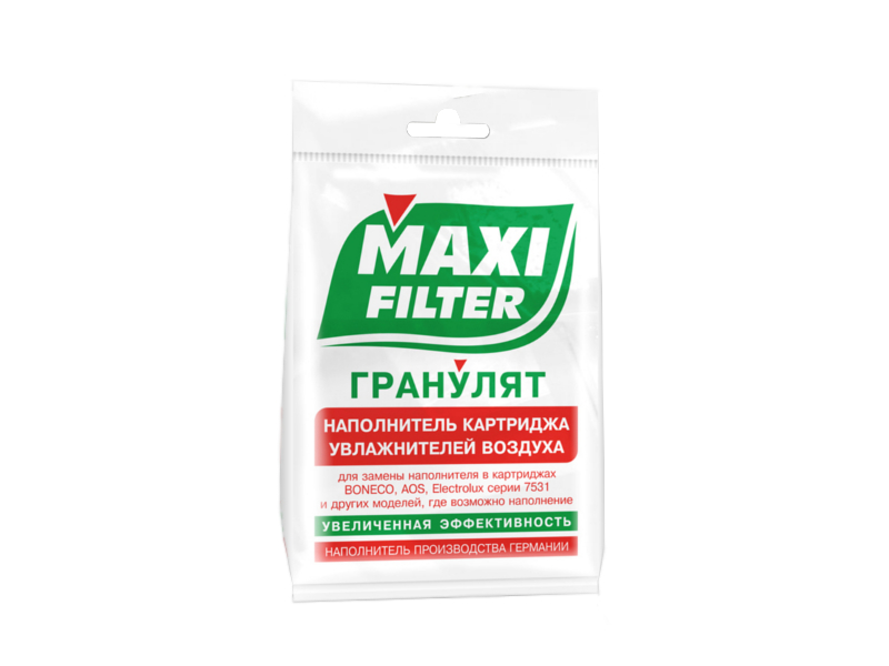 Гранулят Maxi Filter