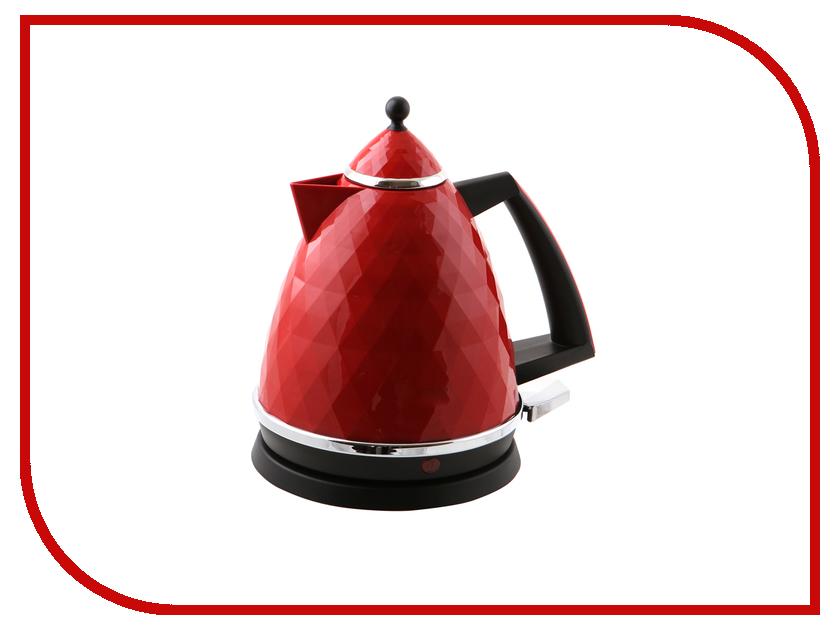 Чайник Delonghi KBJ-2001 Red цена и фото