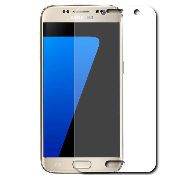 Аксессуар Защитная пленка Samsung Galaxy S7 Ainy матовая<br>