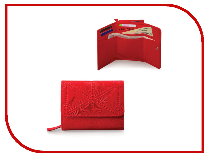 Аксессуар Fabula Abstraction Red PJ.97.SE ш/к-96546 240605