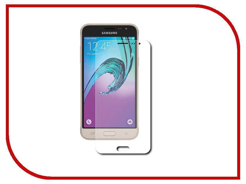 Аксессуар Защитная пленка Samsung Galaxy J3 2016 LuxCase антибликовая 52555 аксессуар защитная пленка lenovo ideatab 2 a7 30 luxcase антибликовая 51059