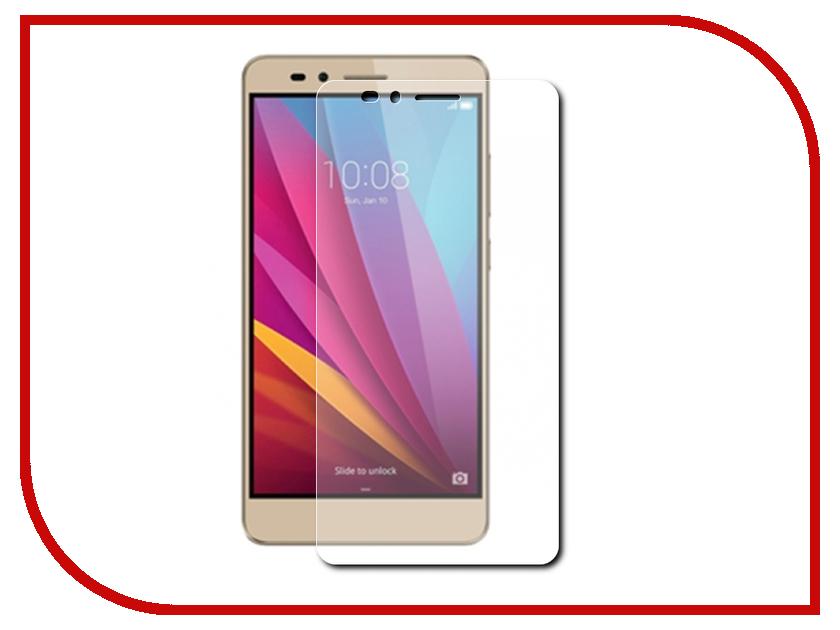 Аксессуар Защитная пленка Huawei Honor 5X LuxCase антибликовая 51647<br>