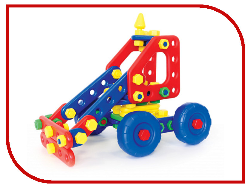 Игрушка Класата Трактор ДЫР-ДЫР 1321<br>