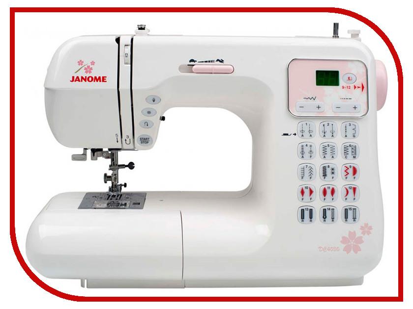 Швейная машинка Janome DC 4030 швейная машинка janome dc 2030