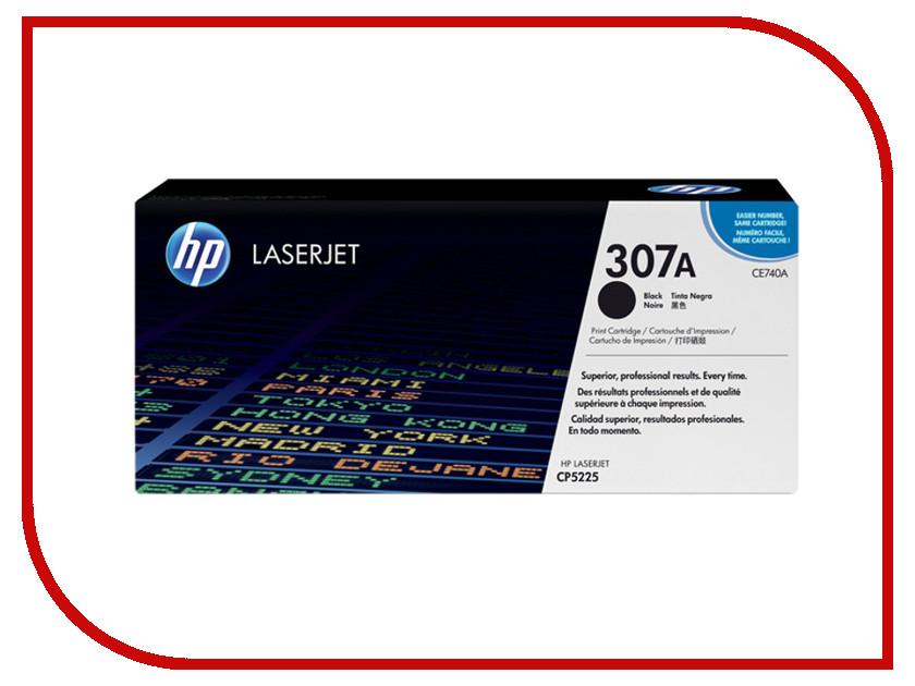Картридж HP CE740A Black для LJ CP55225<br>