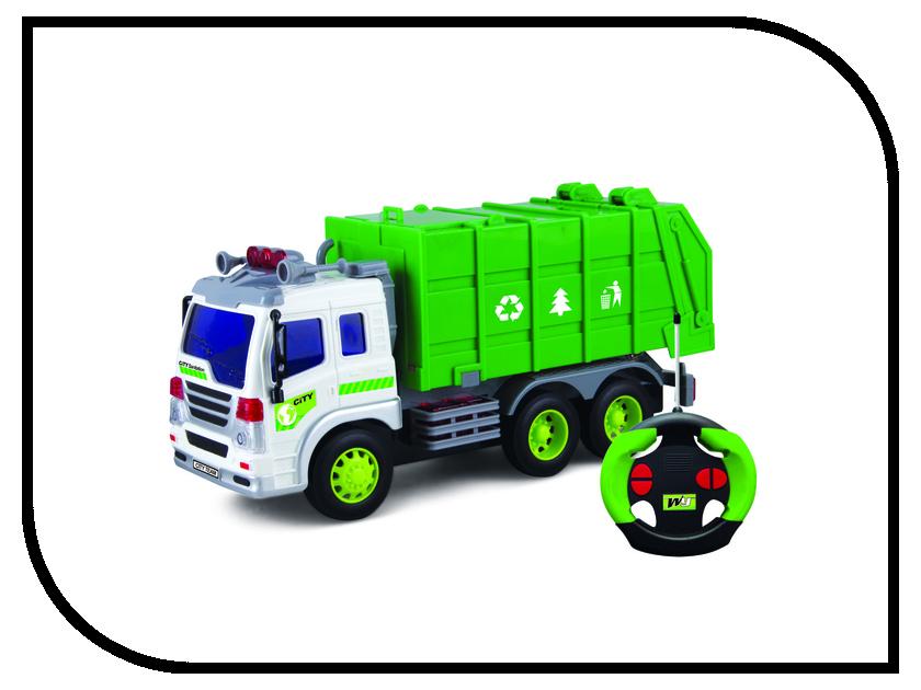 Радиоуправляемая игрушка Drift Грузовик-мусоровоз 29629