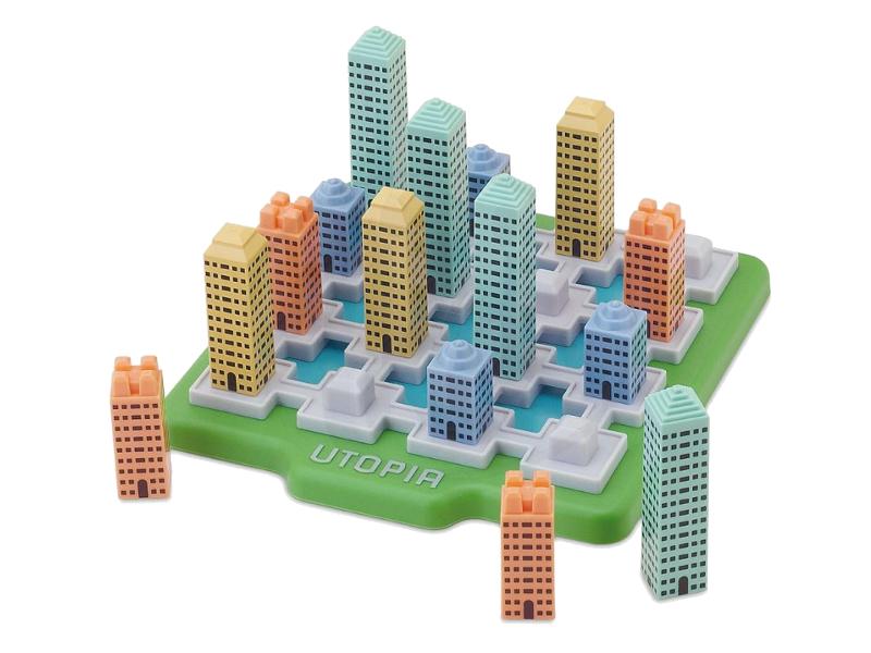 Головоломка Popular Playthings Мегаполис