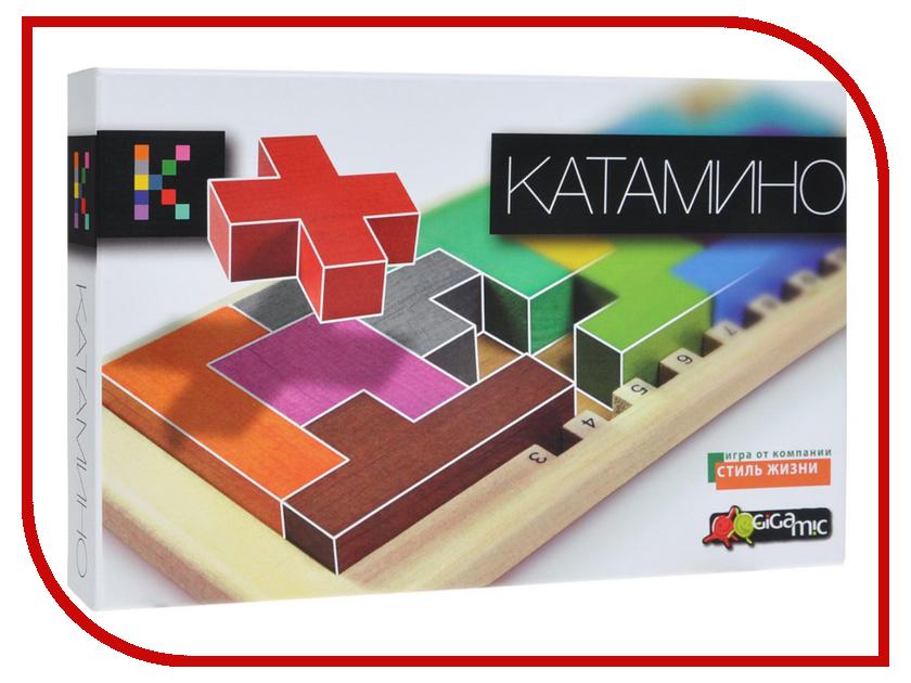 Настольная игра Gigamic Katamino katamino колготки махровые