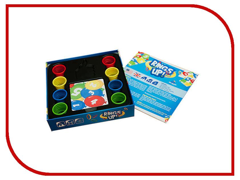 Настольная игра Blue Orange Разноцветные колечки<br>