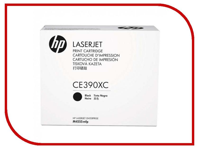 Картридж HP 90X Black для HP LJ AM4555MFP/M60/M602/M603 CE390XC<br>