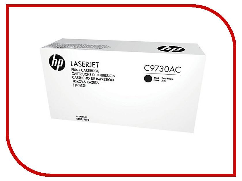 Картридж HP C9730AC Black для HP LJ 5500<br>