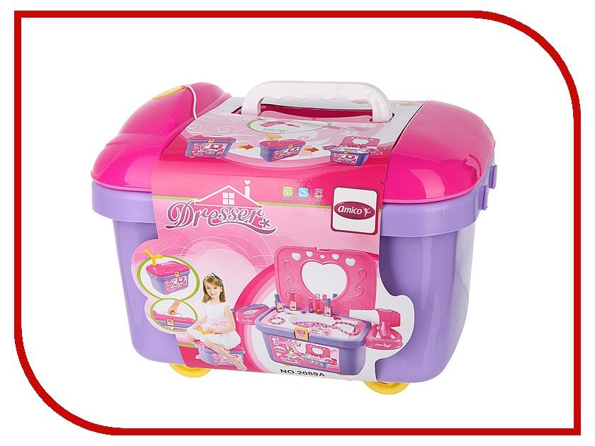Игра Amico Набор красоты в чемодане 41089<br>