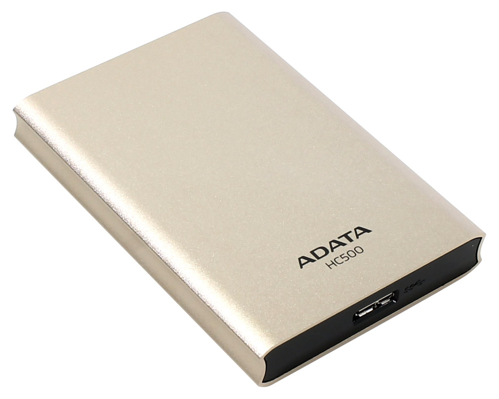 Жесткий диск A-Data Choice HC500 2Tb USB 3.0 AHC500-2TU3-CGD<br>