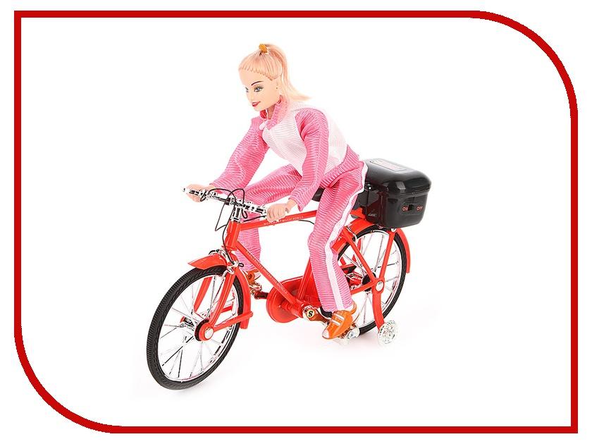 Игрушка Panawealth Девушка на велосипеде RV048<br>