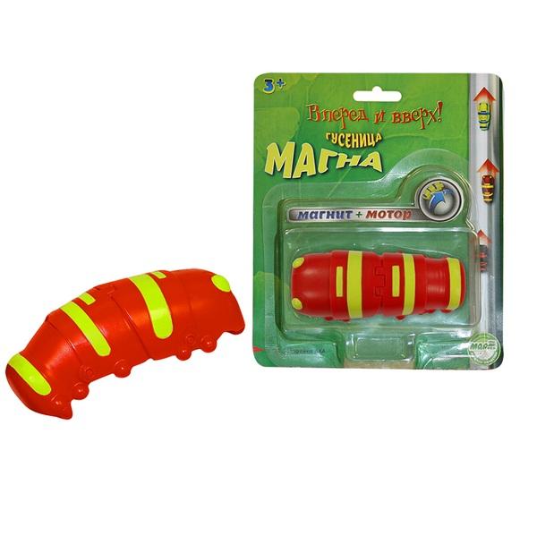 Игрушка Море Чудес Гусеница Магна Red<br>