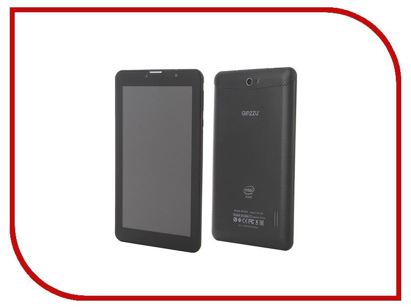 Планшет Ginzzu GT-X731 Black Intel Atom x3 C3230RK 1.2 GHz/1024Mb/8Gb/GPS/3G/Wi-Fi/Bluetooth/Cam/7.0/1024x600/Android<br>