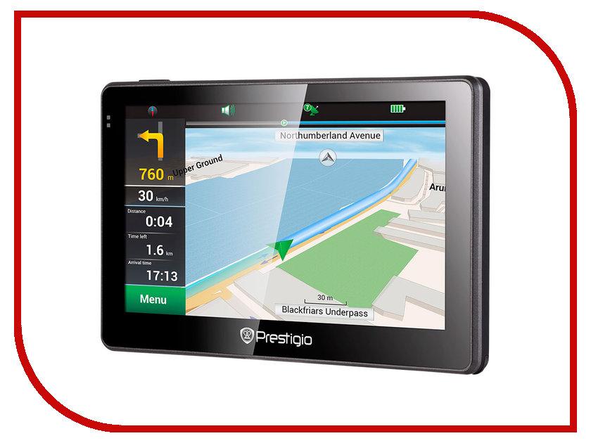 Навигатор Prestigio GeoVision 5057 Navitel