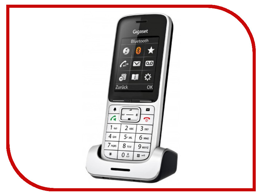 Радиотелефон Gigaset SL450H