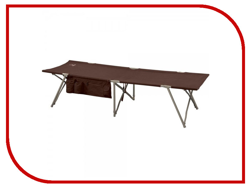 Кровать Greenell BD-3 Brown 71161-232-00